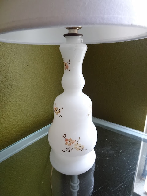 uncommon objects vintage lamp