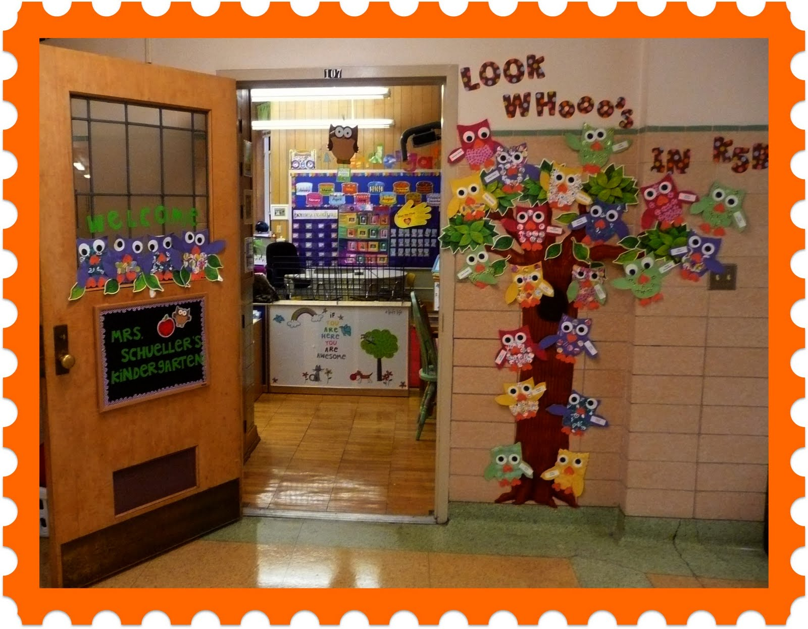 Rethinking Classroom Design ~ The very busy kindergarten tour of my class