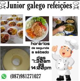 Júnior Galego Refeição