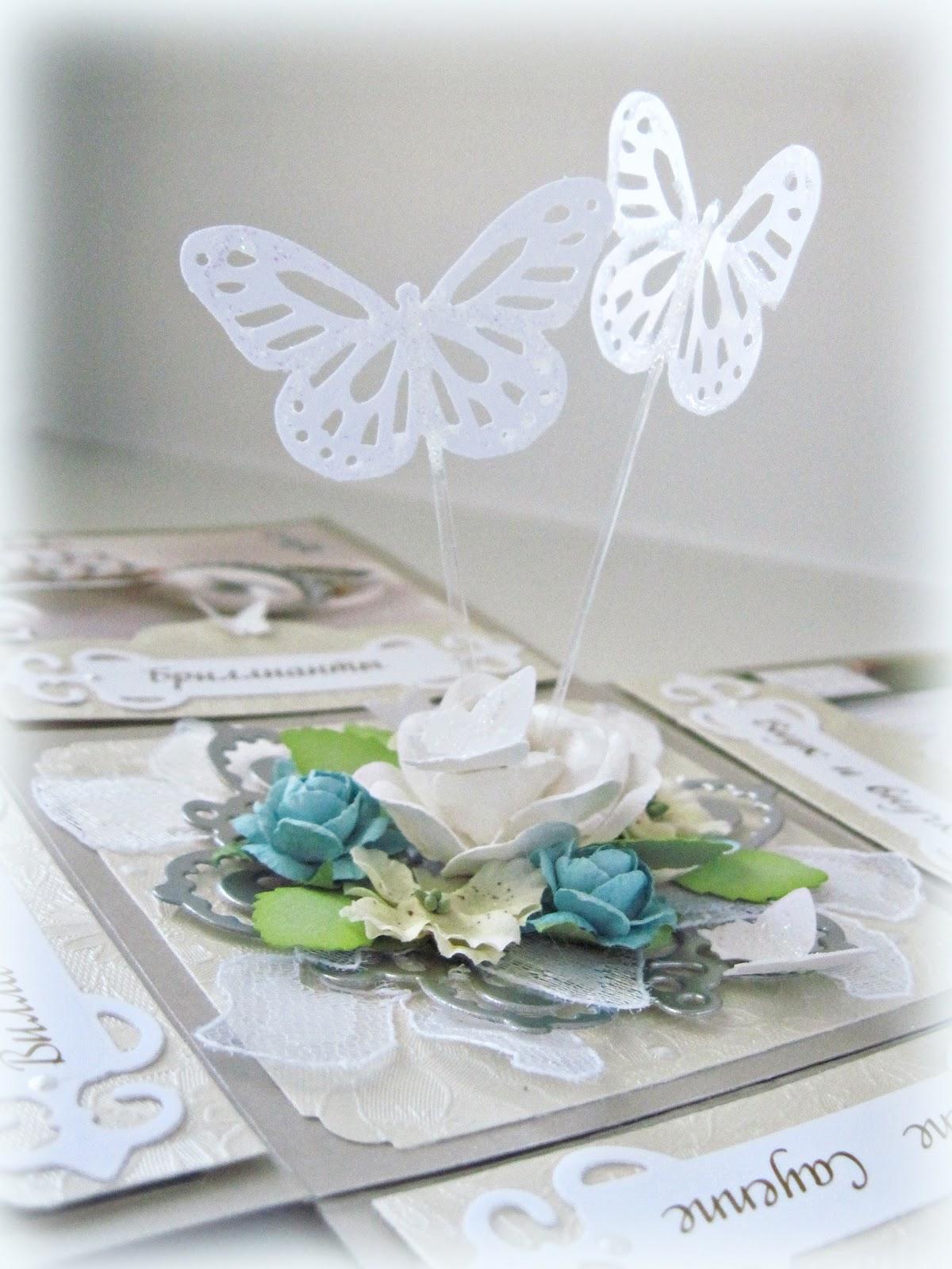 Открытки с серебряной свадьбой своими руками