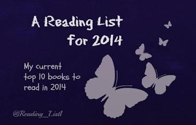 2014 Reading List  {Reading List}