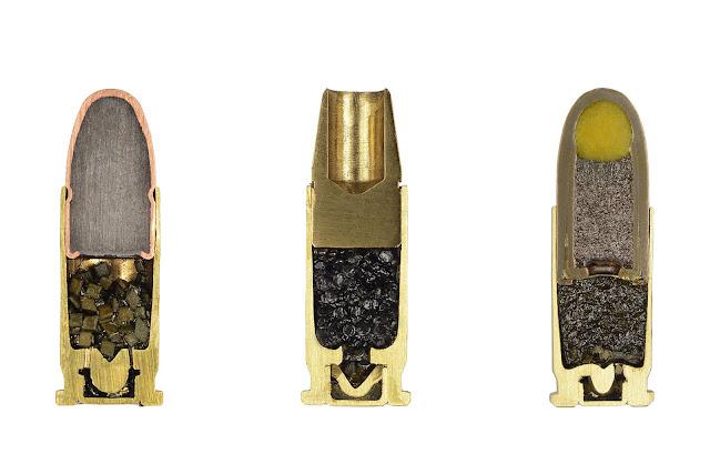 foto keratan rentas peluru oleh Sabine Pearlman
