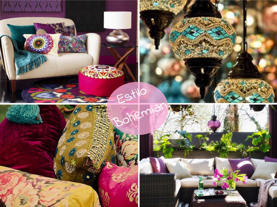 Decoraci n estilo bohemian el mundo de aia for El mundo decoracion