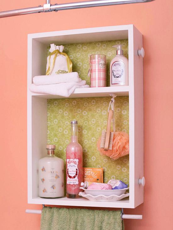 blog de decoração  Arquitrecos Aproveitando velhas gavetas -> Armario De Banheiro Artesanal