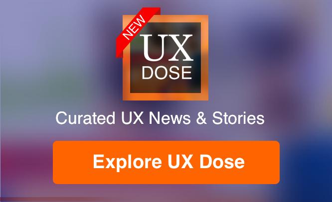 UX Dose
