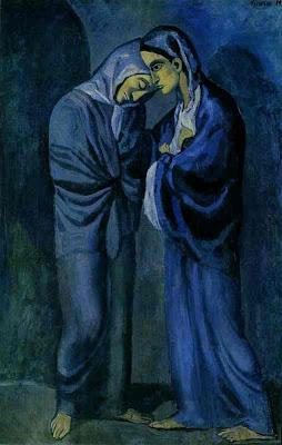 أشهر لوحات الفنان الرائع بيكاسو picasso218.JPG