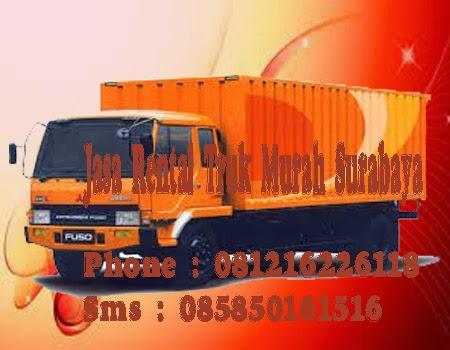 Jasa Rental Truk Wing Box Murah Surabaya-Purwakarta