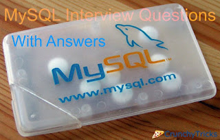 mysql interview questions with answers