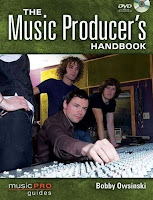 Music Producer's Handbook cover image from Bobby Owsinski's Big Picture production blog