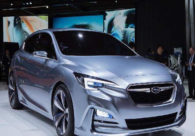 2017 Subaru Impreza Concept