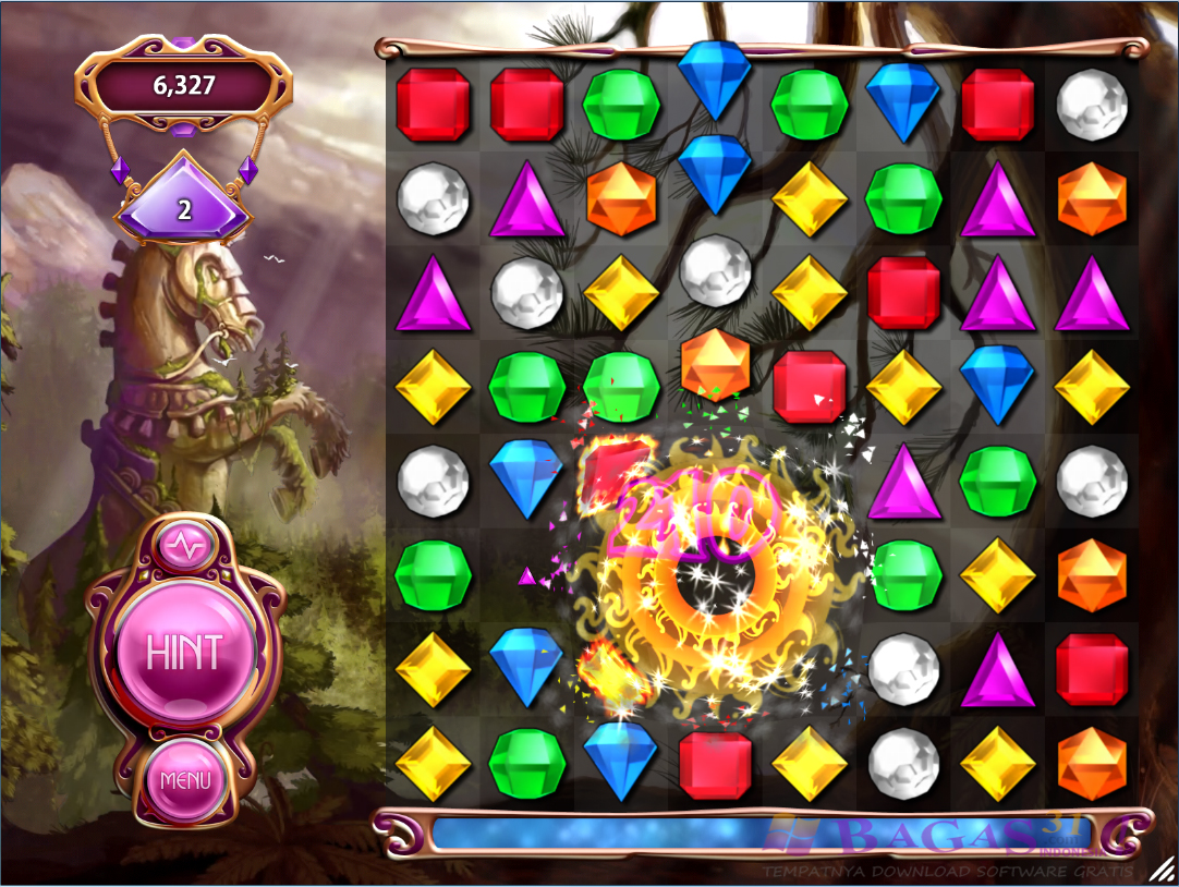 no download free bejeweled ed 3 feelgood games