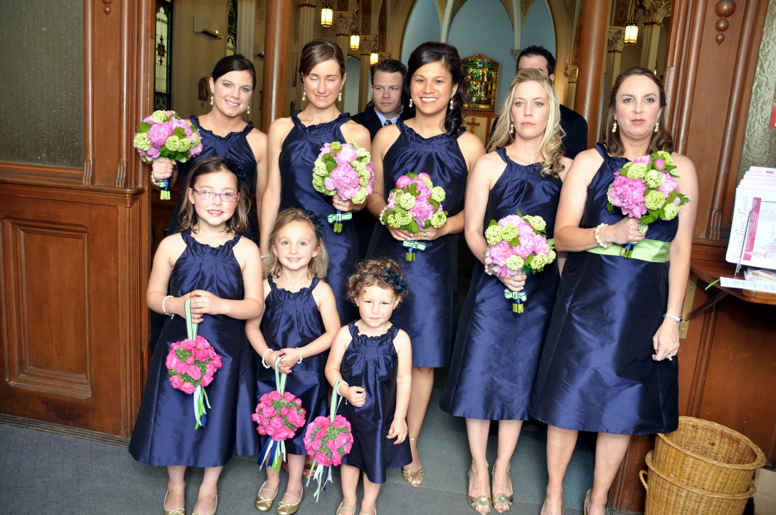 Real wedding navy blue lilly coren moore blog real wedding navy blue lilly ombrellifo Choice Image