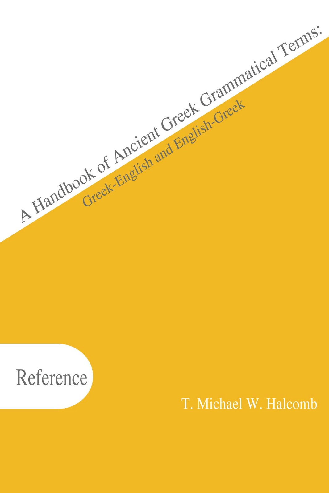 Online Greek Classes - Ancient Greek Grammar Terms