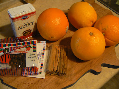 mylittlehousedesign.com DIY citrus and cinnamon stovetop scent