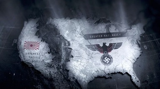 El mapa político de The Man in the High Castle