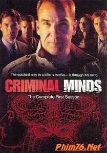Đấu Trí Tội Phạm Phần 1 - Criminal Minds Season 1