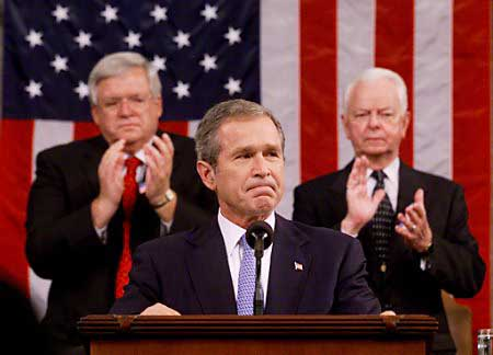 analysis george w bush s 9 11 speech congress In early october 2002 president bush was trying to convince congress to pass   in the same speech the president closely connected the need to attack iraq with  the 9/11  and i analyzed a thorough body of intelligence, got solid, sound  intelligence  after examining the captured uavs in iraq, robert s boyd, the  senior.