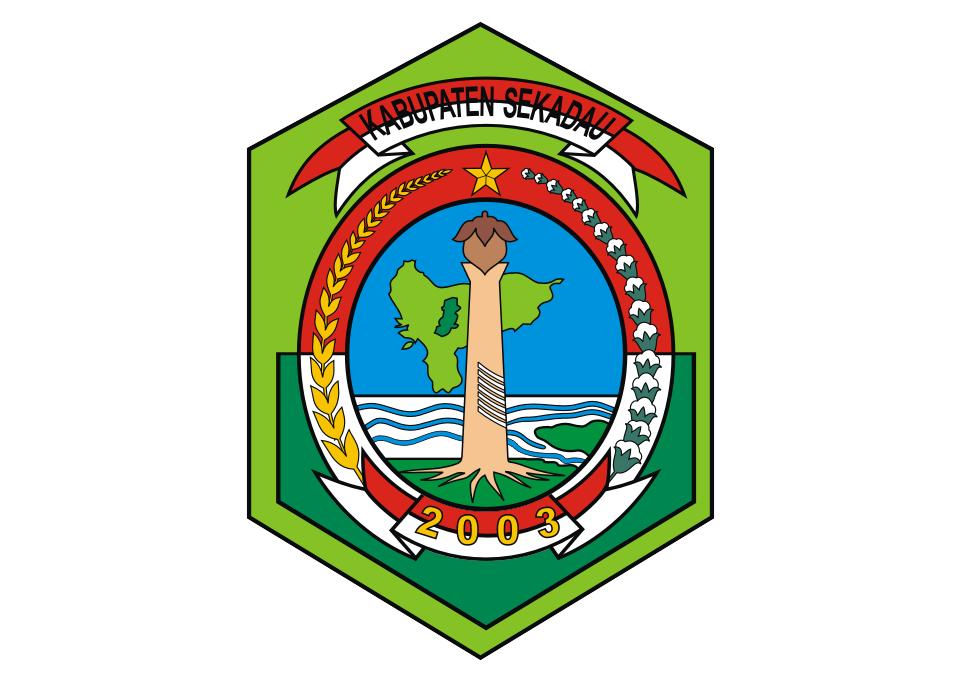 Logo Kabupaten Sekadau Vector download
