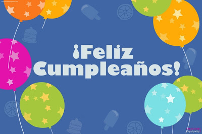 Que tengas un feliz cumpleaños