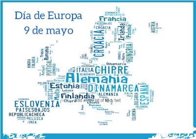 """9 de mayo, """"Día de Europa""""."""