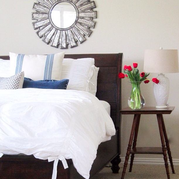 15 Beautifully Decorated Real Life Bedrooms - This Is Happiness