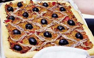 пирог с луковой начинкой