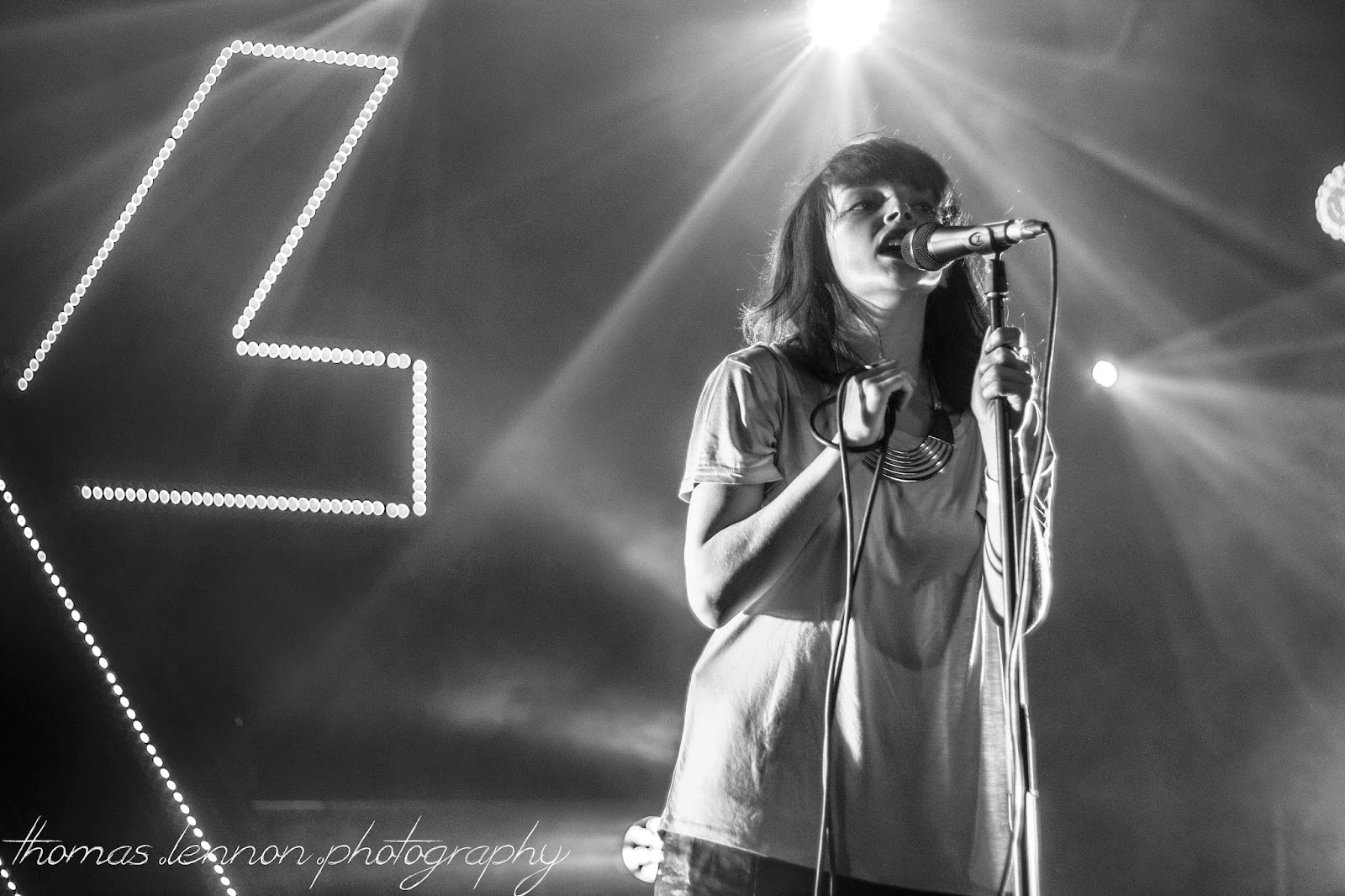 Chvrches @ Liverpool Music Week - Review