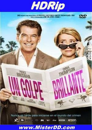 Un golpe brillante (2013) [HDRip]