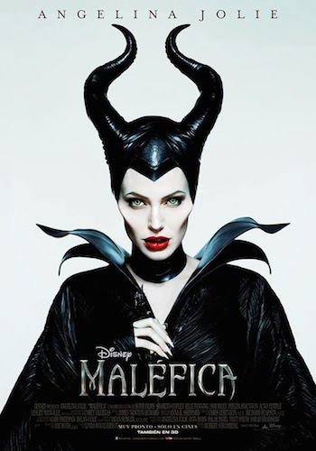 Maléfica, Angelina Jolie, Disney