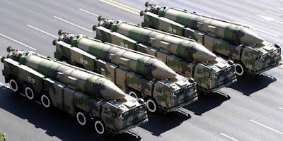 Lima Negara Pemilik Senjata Nuklir Paling Banyak di Dunia