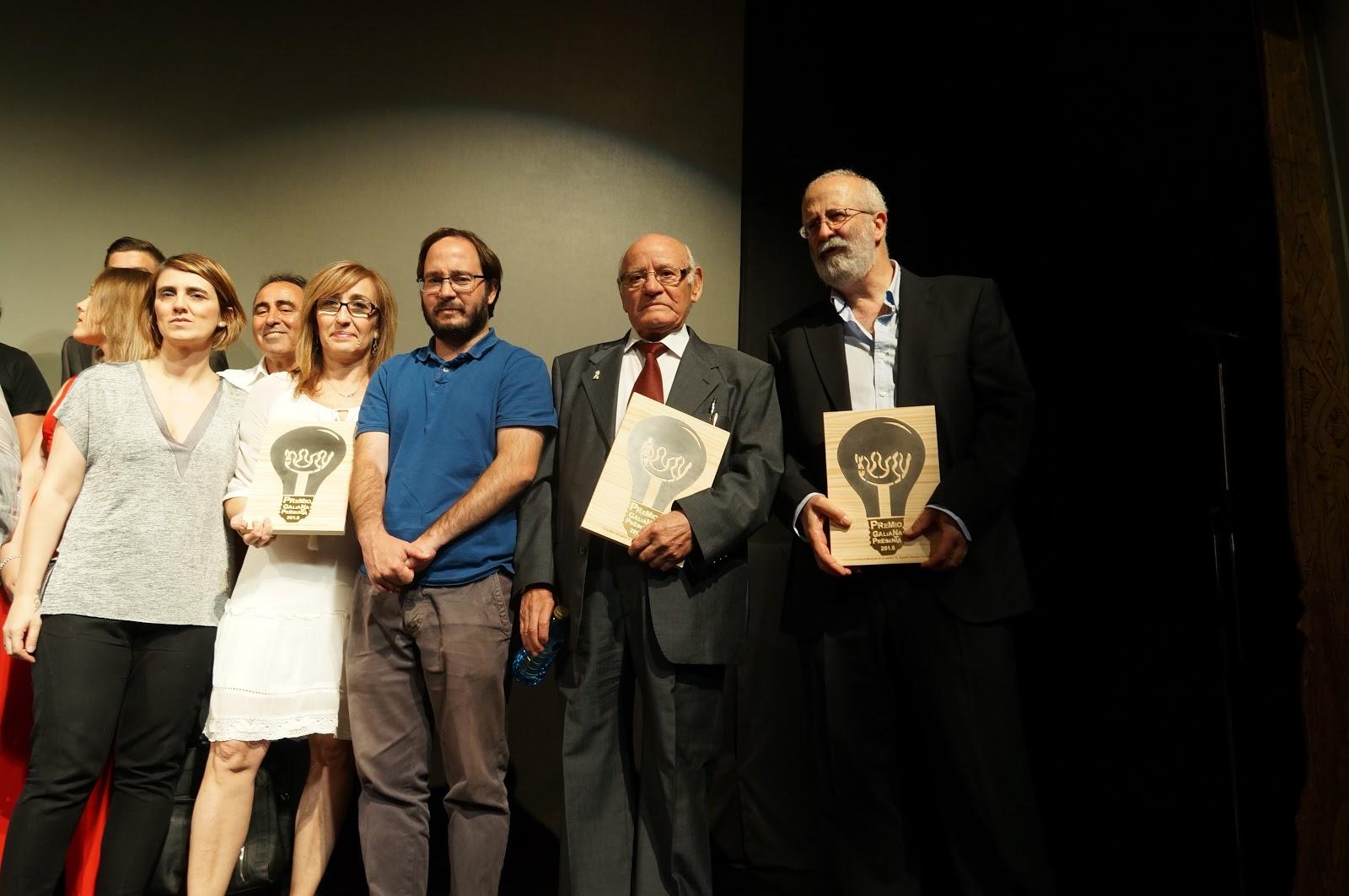 Premios Galiana Presenta 201.7