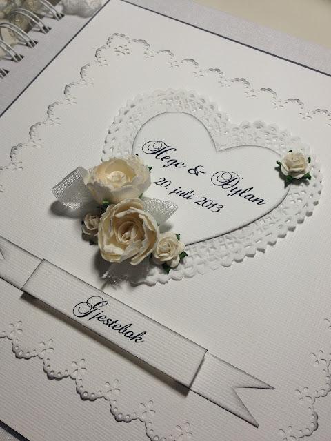 Martha Stewart Eyelet Lace Punch Bryllup Scrapbooking