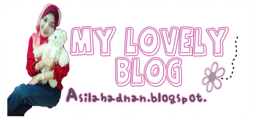 : My Lovely Blog :