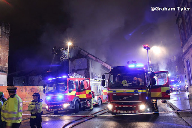 Hills furniture store fire leeds