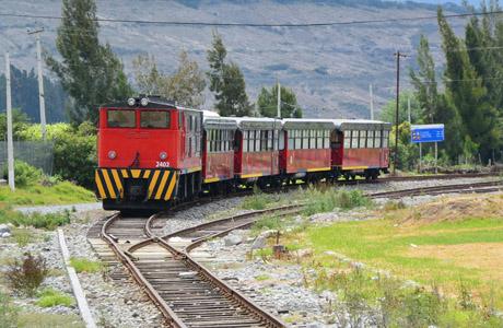 Tren Ecuador