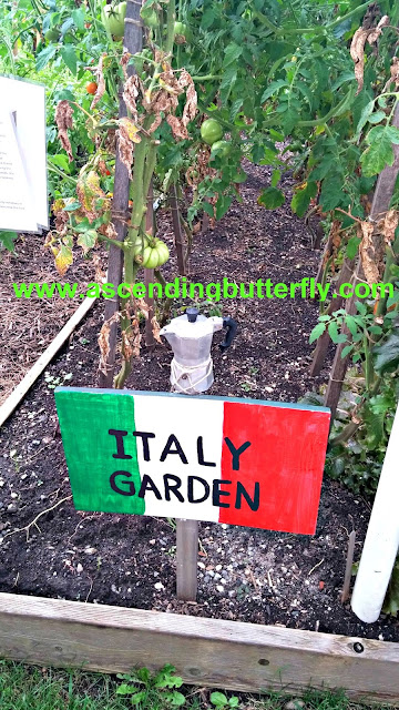 Italy Garden - The Edible Academy, New York Botanical Garden