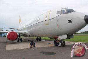 Cuaca ekstrim Pesawat TNI AU diberi pemberat Tambahan