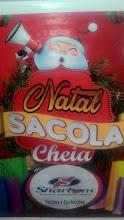 Natal Sacola Cheia Loja Sharlom