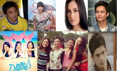 Profil Para Pemain Putri Duyung DI MNCTV