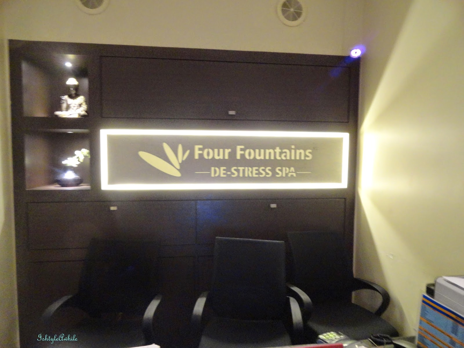 My Experience at Four Fountains De Stress Spa, Bangalore image