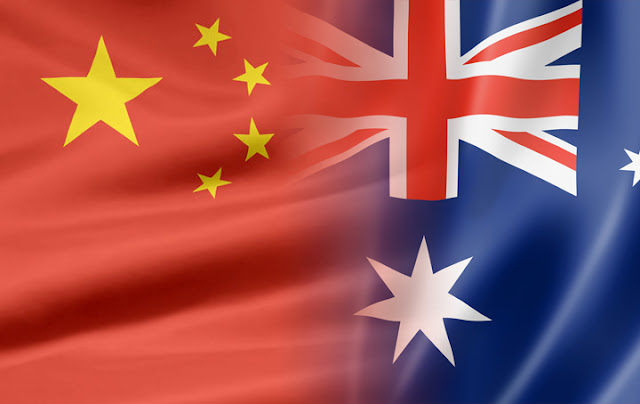 australia and china defence relationship poems