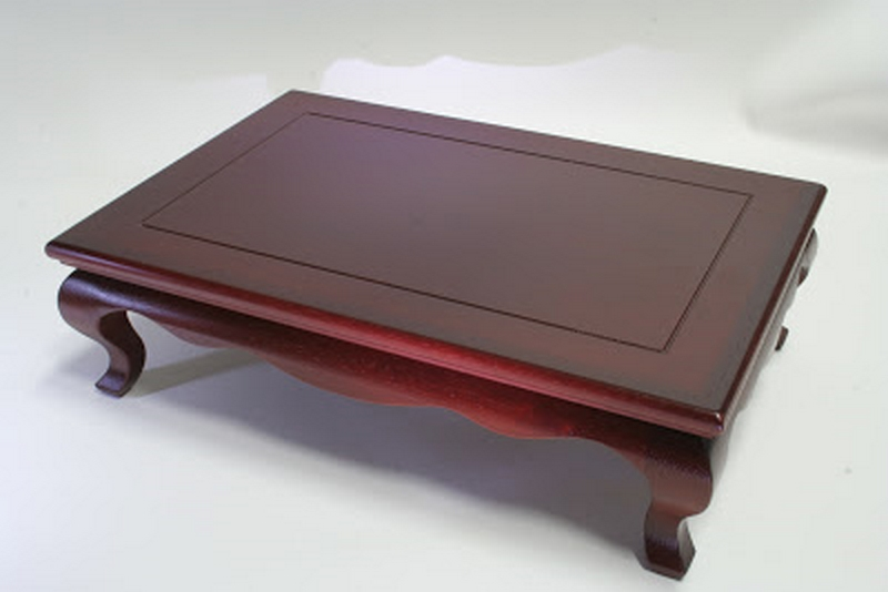 Entrevista antonio romero mesas para nuestros bons is - Mesas japonesas ...