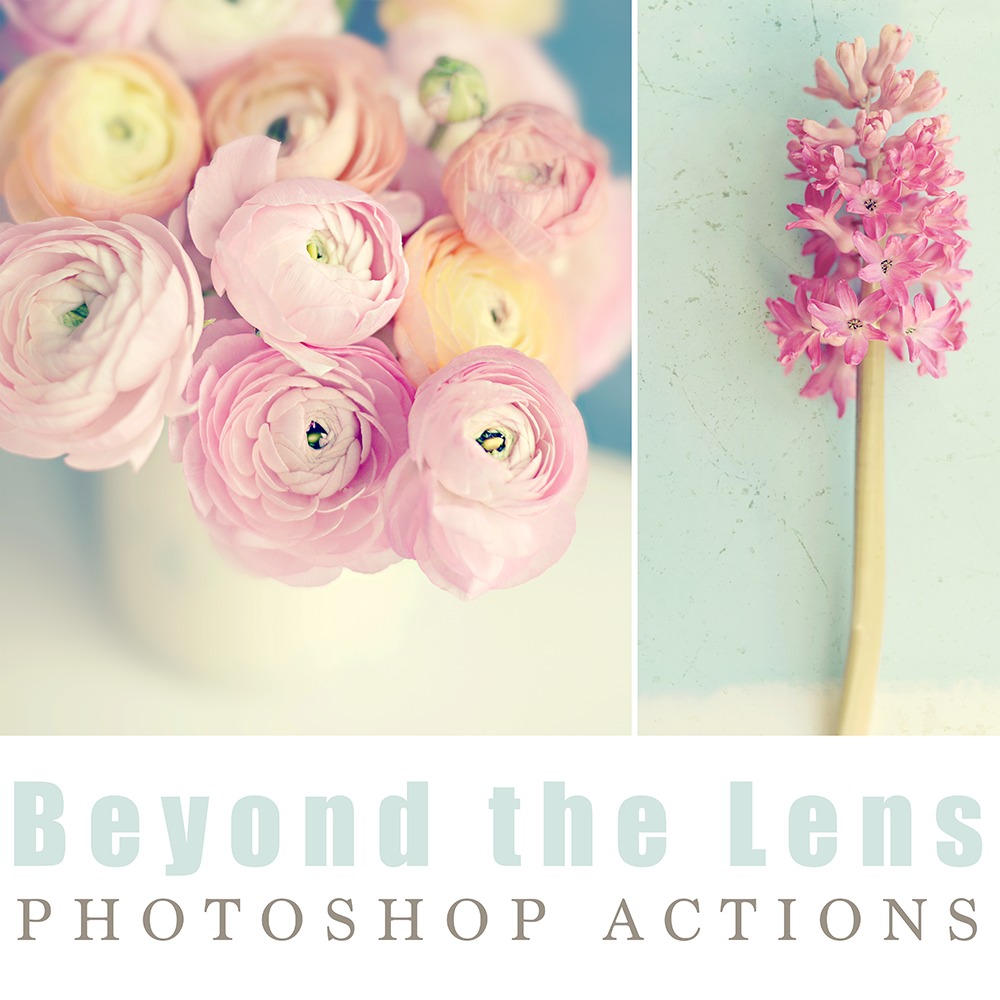 GET THE LOOK: Photoshop Actions