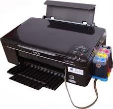 Cara Memperbaiki Printer Epson TX121 Mati Total