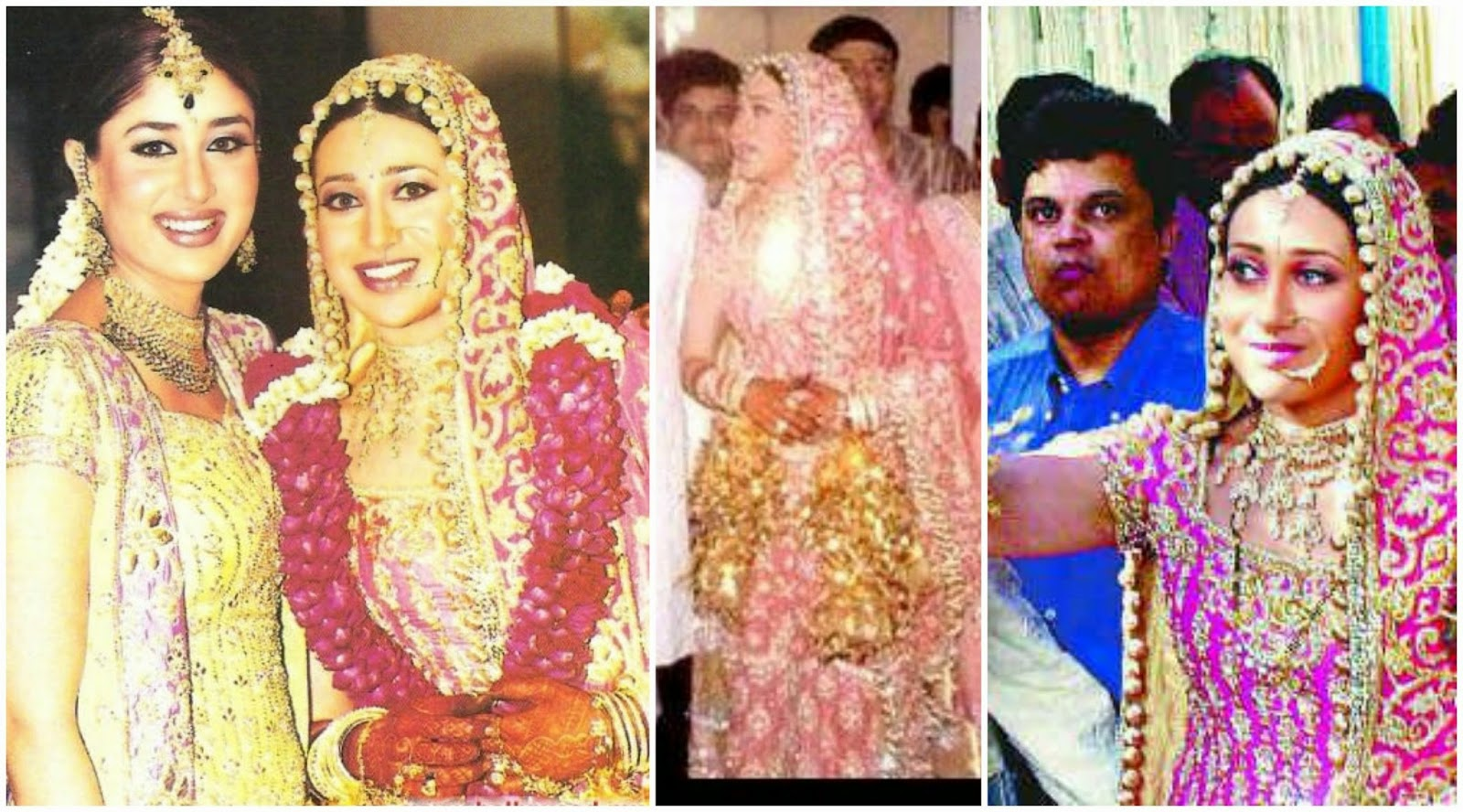Kareena Kapoor In Lehenga In Her Marriage