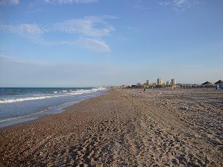 Del Saler Beach - Sand and sea photo - Valencia Spain
