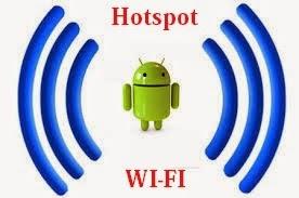 Cara Membuat Hotspot Wifi Android