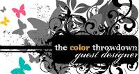 March 2013 Guest Designer