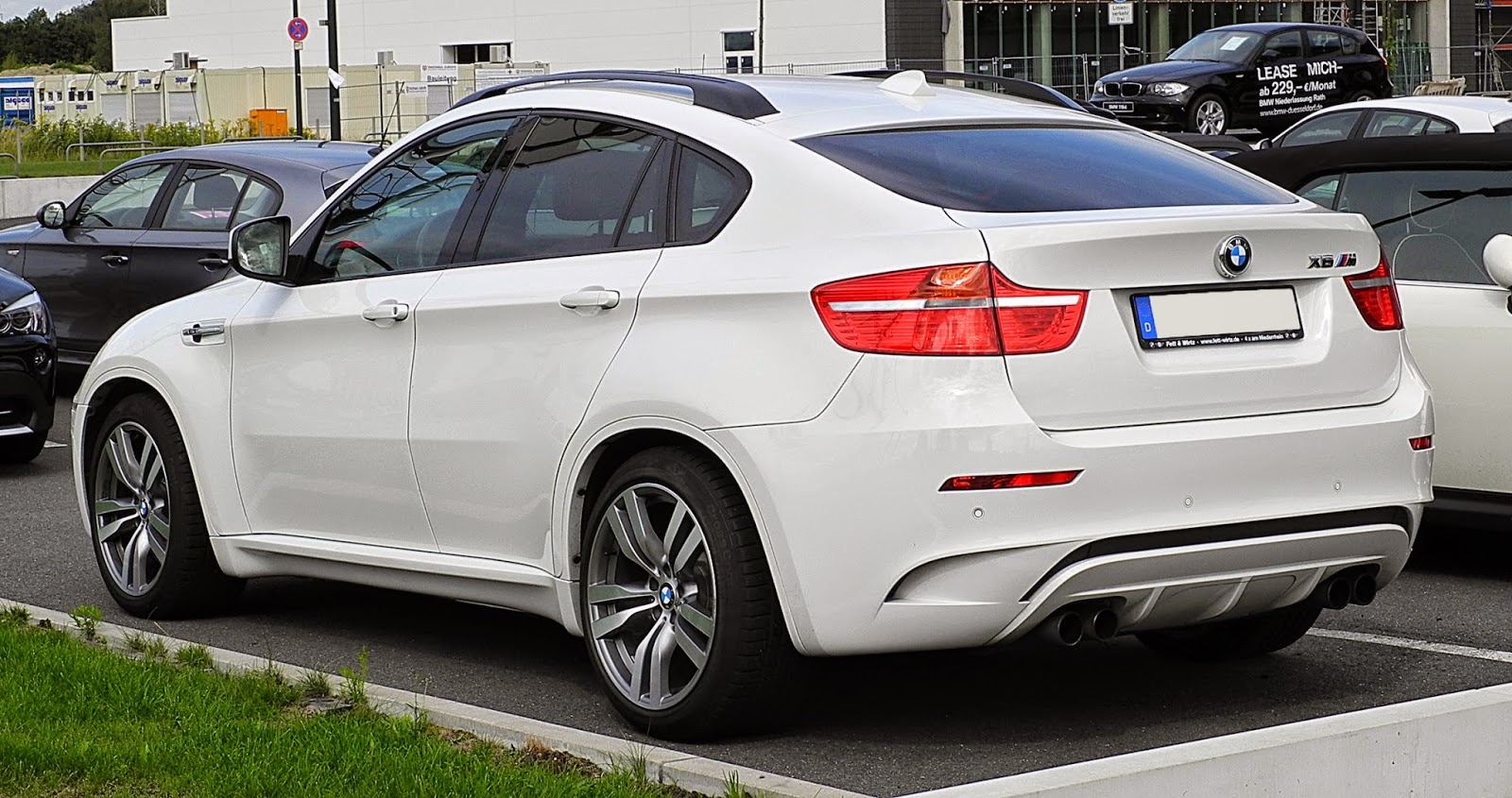 New Cars: BMW X6