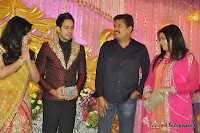 Celebraties at Actor Bharat n Jessy Wedding Reception Photos+%2528120%2529 Actor Bharath n Jessy Wedding Photos